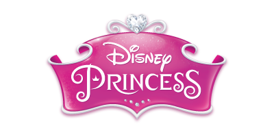 Logo slider Disney Princess color