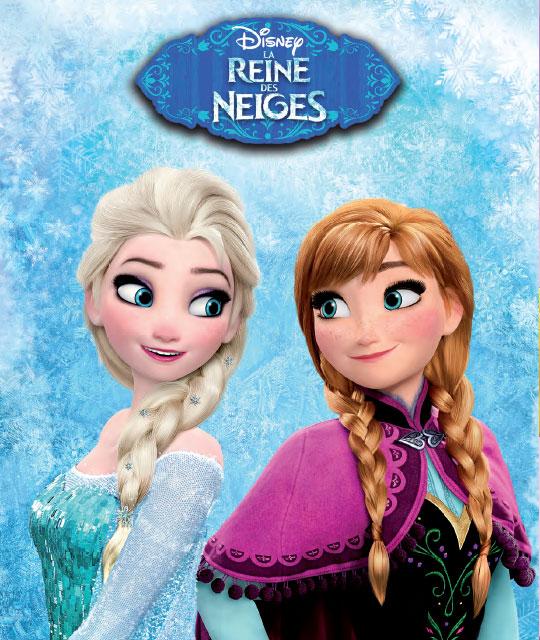 La reine des neiges collections de lunettes optiques et solaires emotion et magie - Personnage de la reine des neiges ...
