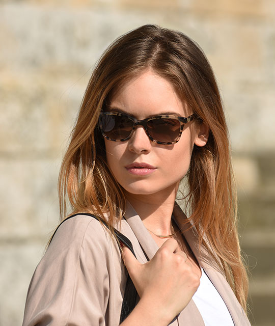 collection lunettes solaires pola by opal femme
