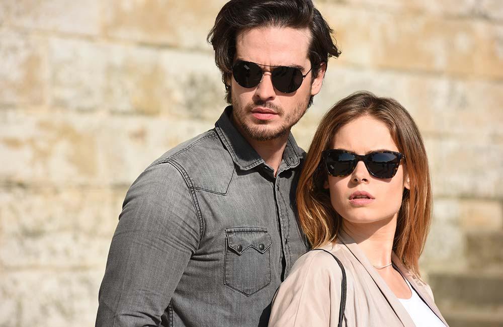 collection lunettes solaires homme et femme pola by opal