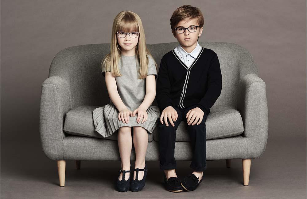 lunettes enfants tartine et chocolat
