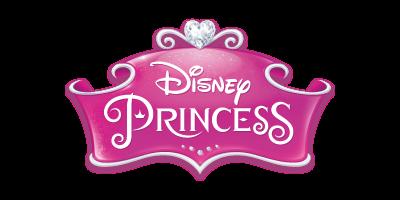 Logo slider Disney Princess color