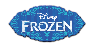 Logo slider Frozen color