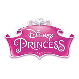 Logo marque Disney Princess
