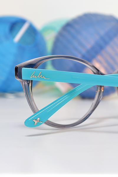 Visuel lunette marque réseau