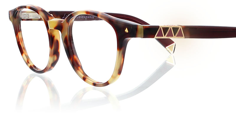 Visuel lunette Elevenparis optique