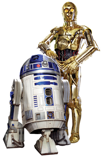 Photo star wars C3PO