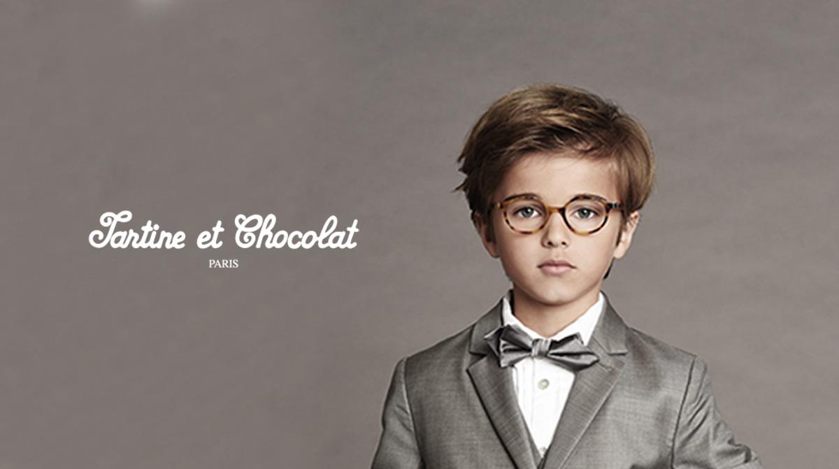 Lunettes Tartine Et Chocolat Enfant