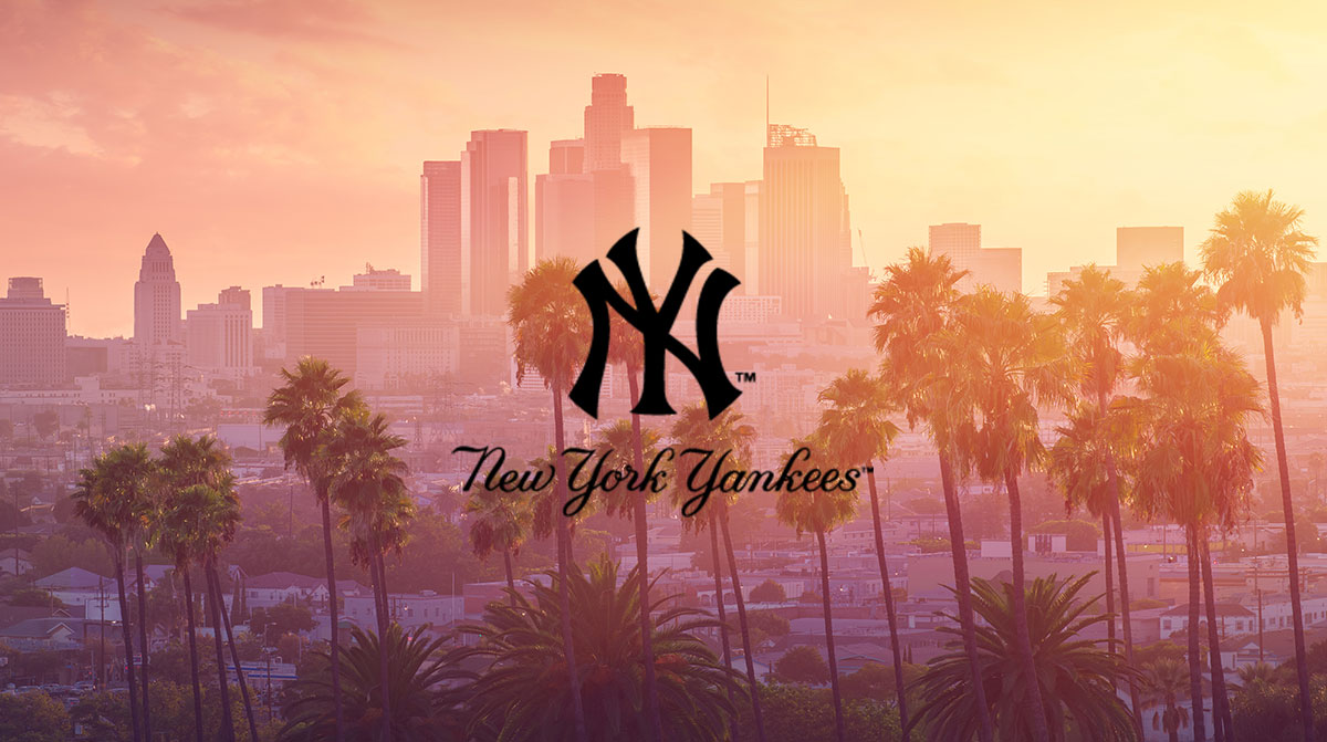LOS ANGELES AND BOSTON Have Joined The NEW YORK YANKEES Collection