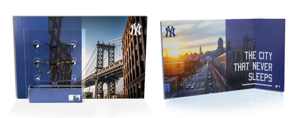 26a14f3fbc482 New York Yankees has had a makeover: there's a new POS environment. The new  models are slim and colourful. Pre-teens and teenagers are going to adore  these!