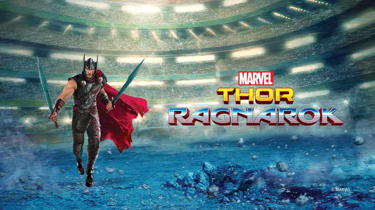 THOR RAGNAROK, THE FILM !