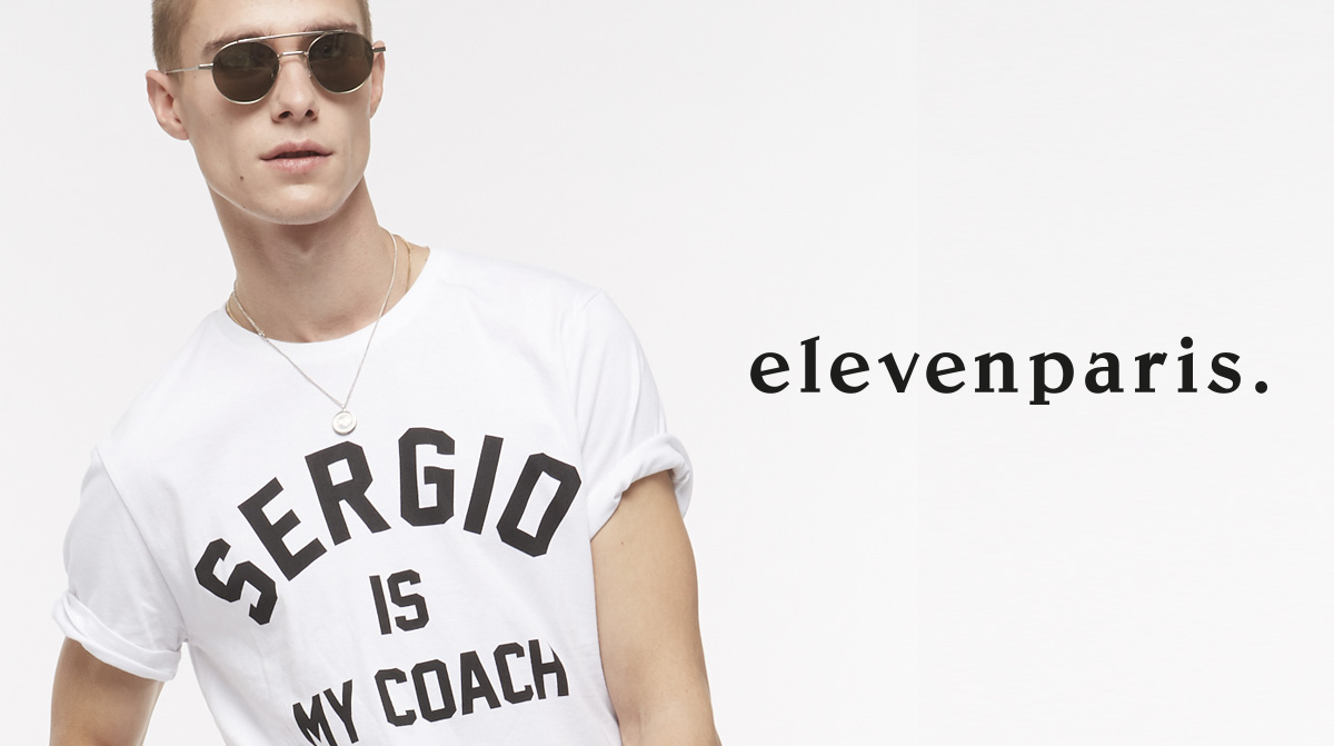 ELEVENPARIS : LE LOOKBOOK