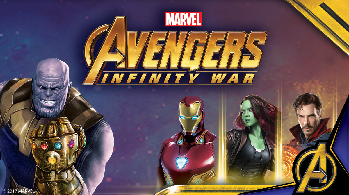 Collection Avengers Infinity War