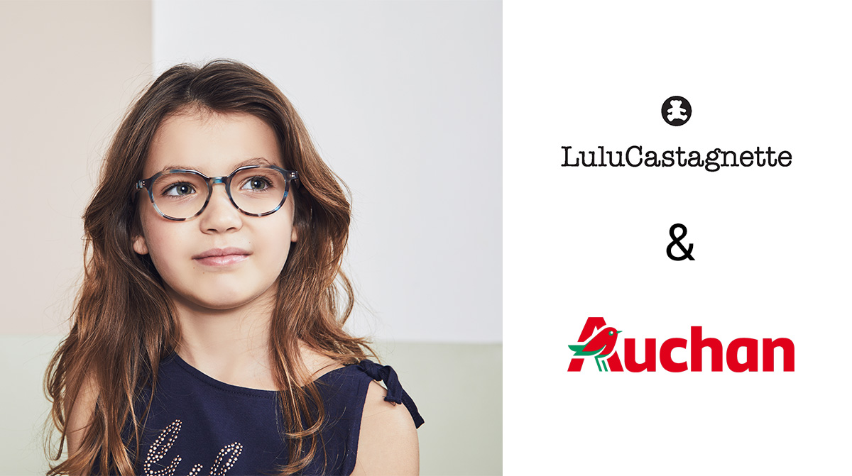 Opération Caritative LuluCastagnette & Auchan