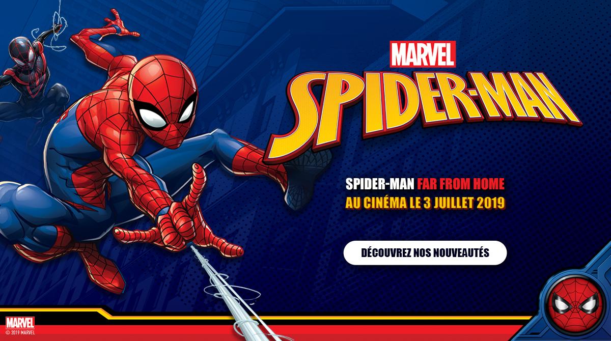 Banniere Spiderman 1200x670 FR